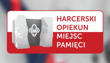 Odznaka Harcerskiego Opiekuna Miejsc Pamięci