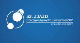 32 Zjazd Chorągwi Kujawsko-Pomorskiej ZHP
